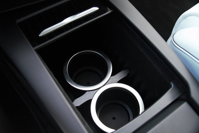 The EV Crew Exclusive: Tesla Center Console Insert (TCCI)