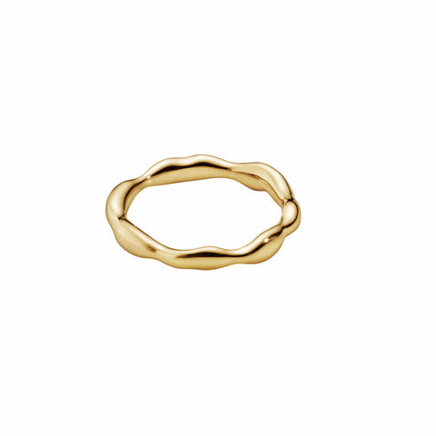 THICK LIQUID · RING · 18KT. GOLD