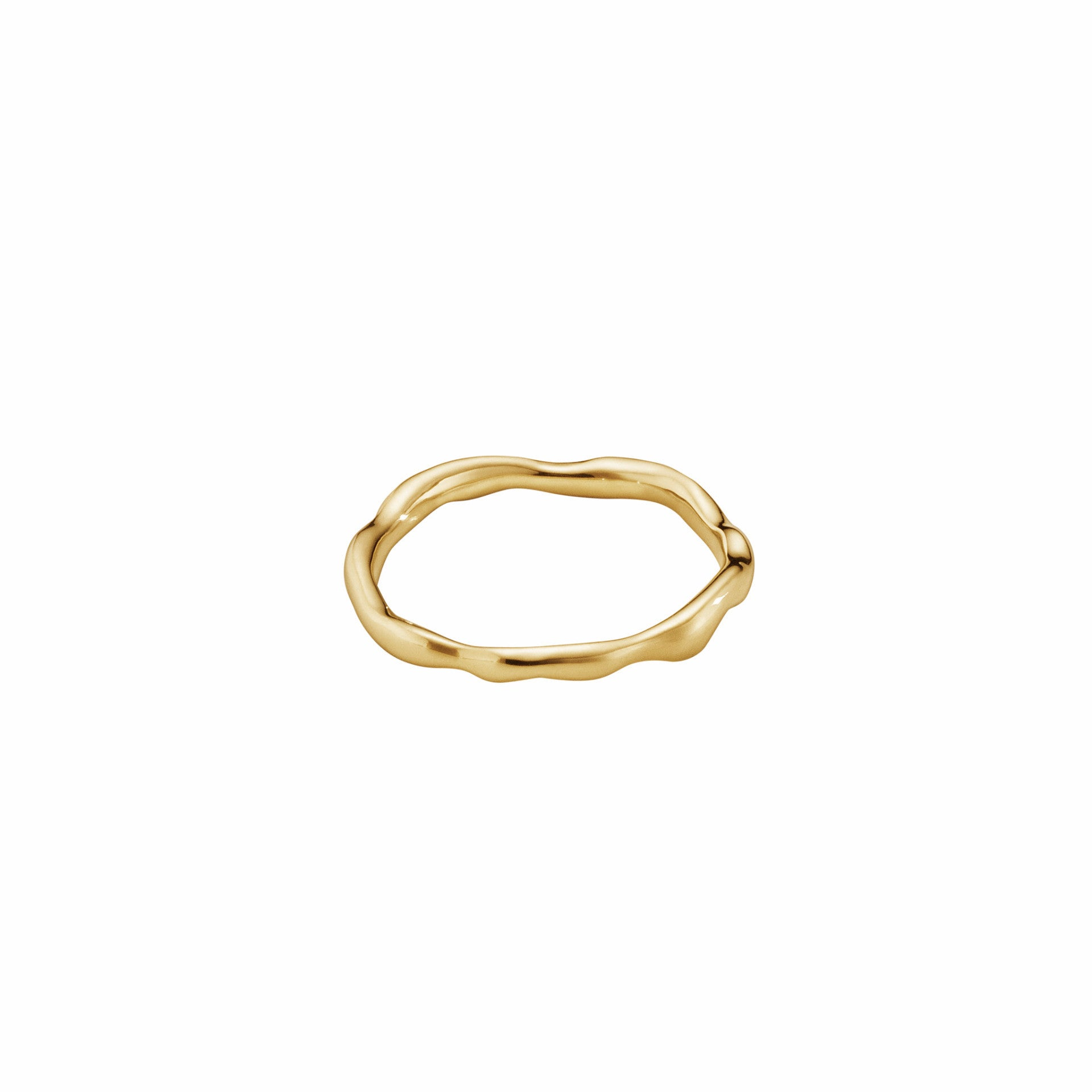 THIN LIQUID · RING · 18KT. GOLD