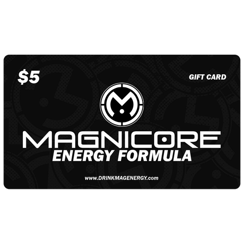 Magnicore Energy Gift Cards