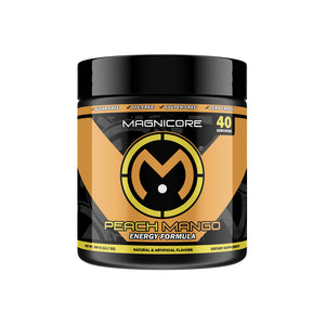 Magnicore Peach Mango Tub - 40 Servings