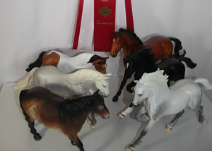 Copperfox Model Horses