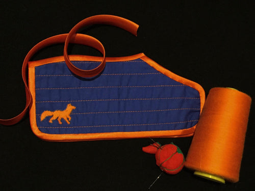 Copperfox Embroidered Rug mini Blankets by The Miniature Equestrian-in stock now in very limited quantities!