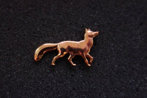 Copperfox Fox Pin