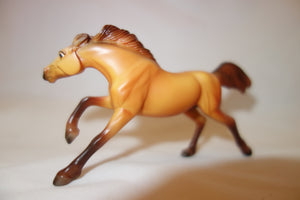 Stablemates Mustang Spirit Blind Bag 2017 Buckskin w/chocolate points