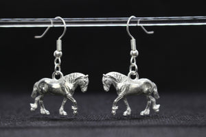 Shire Pewter Earrings