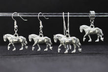 Load image into Gallery viewer, Shire Pewter Earrings