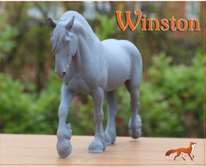 Winston Traditional Resin Pre-Order