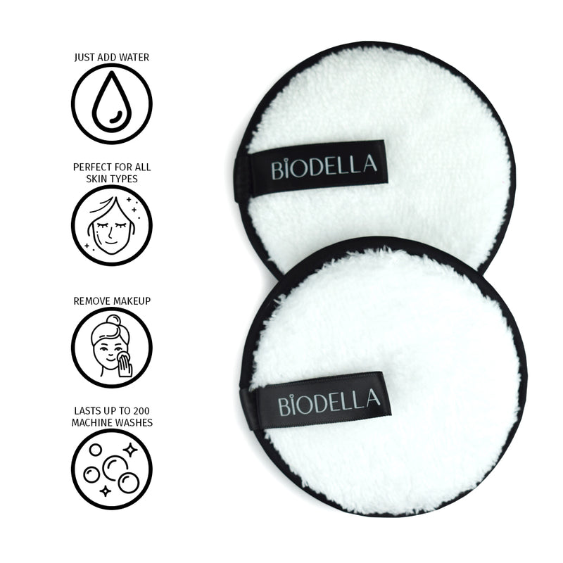 Eco-friendly Makeup Remover Pad