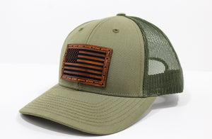 Loden Green Low Profile Trucker