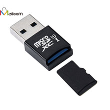 USB Micro SD Card Reader