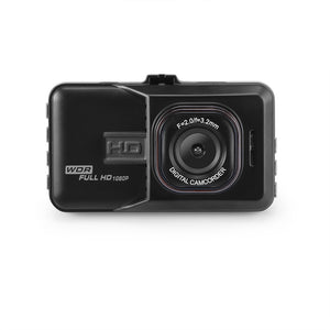 Mini 3 inch Dash Cam with Motion Detection / G-sensor / Loop Video / IR Night Vision