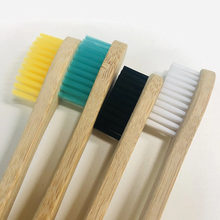 Load image into Gallery viewer, Bamboo Toothbrush Colours | Luminta