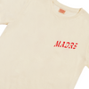 Madre 'Zag' T-Shirt (White)
