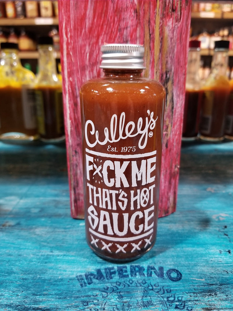 Culley's Fuck Me That's Hot Sauce