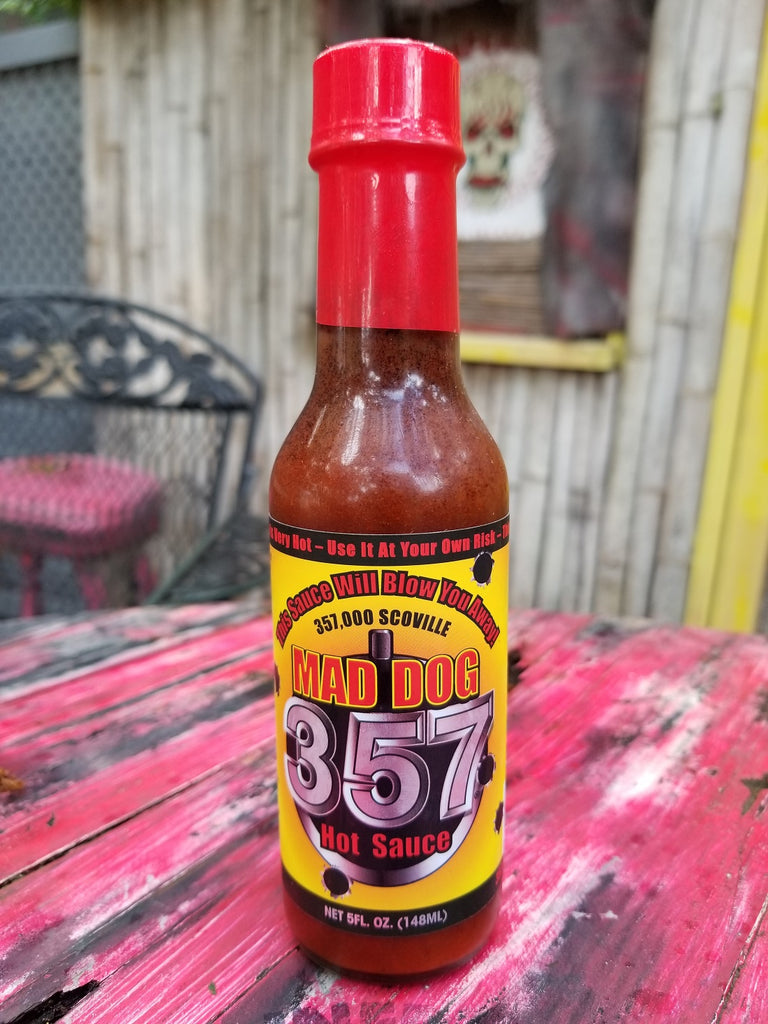Mad Dog 357 Original Hot Sauce
