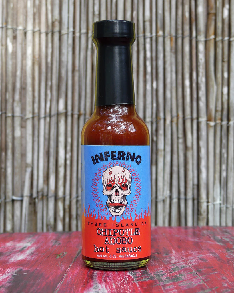 Inferno Chipotle Adobo Hot Sauce