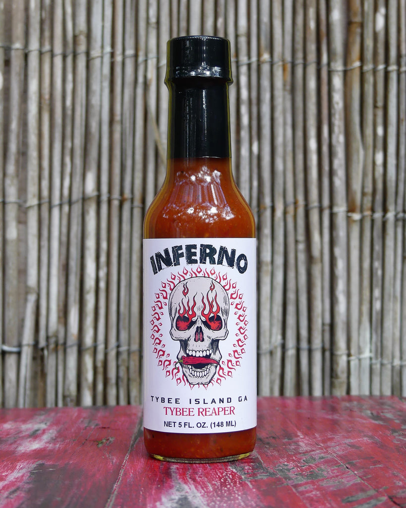 Inferno Tybee Reaper Hot Sauce