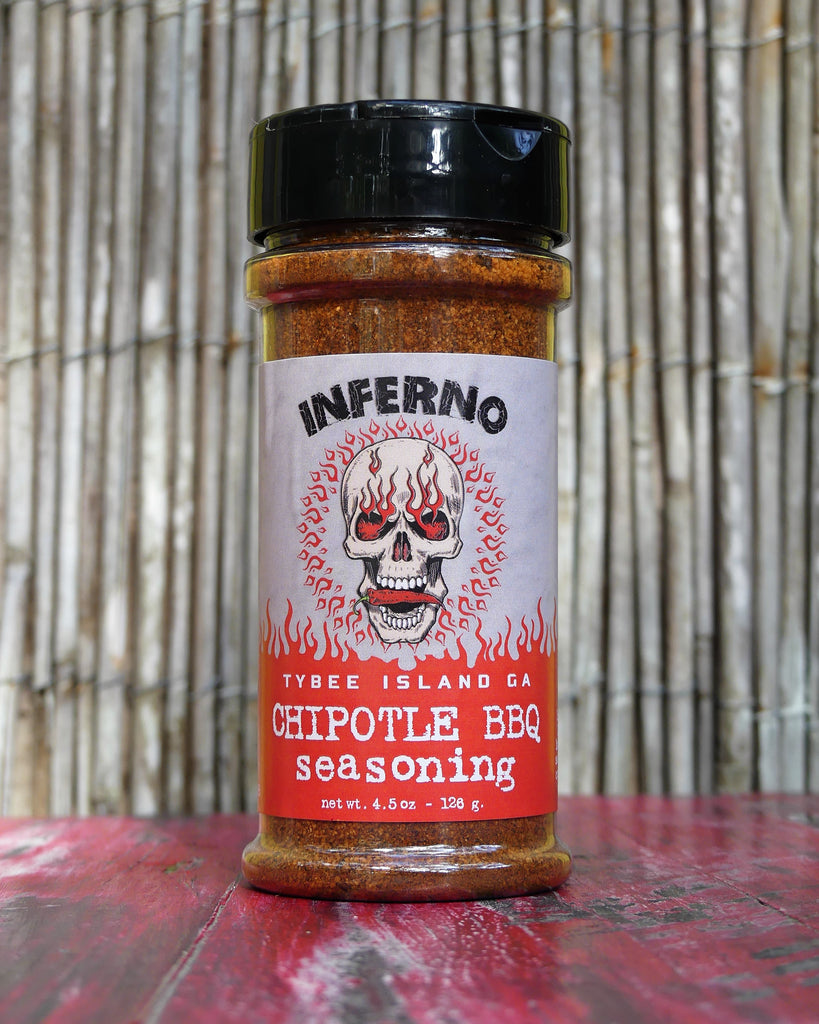 Inferno Chipotle BBQ Seasoning