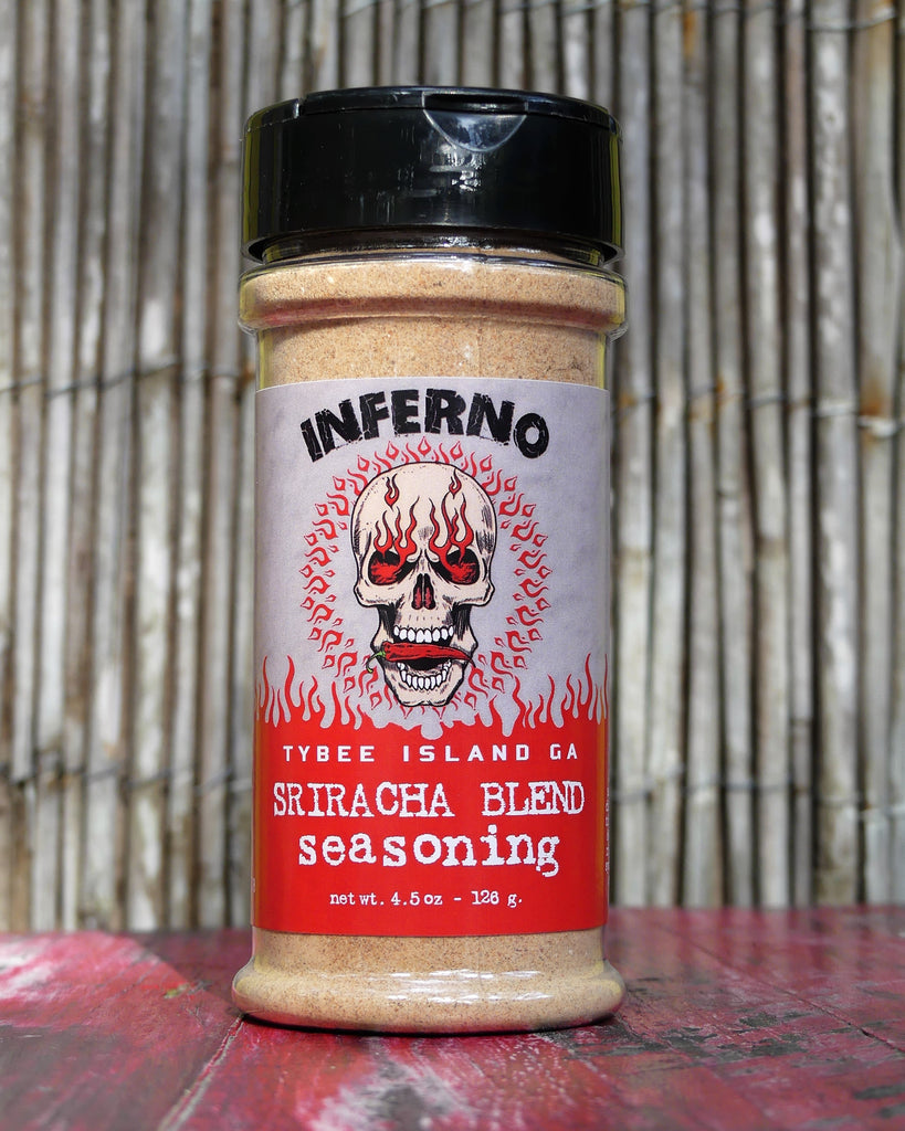 Inferno Sriracha Blend Seasoning
