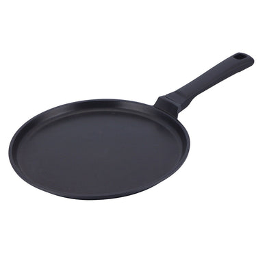 Herenthal 28cm Marble Coating Pancake Pan - Black