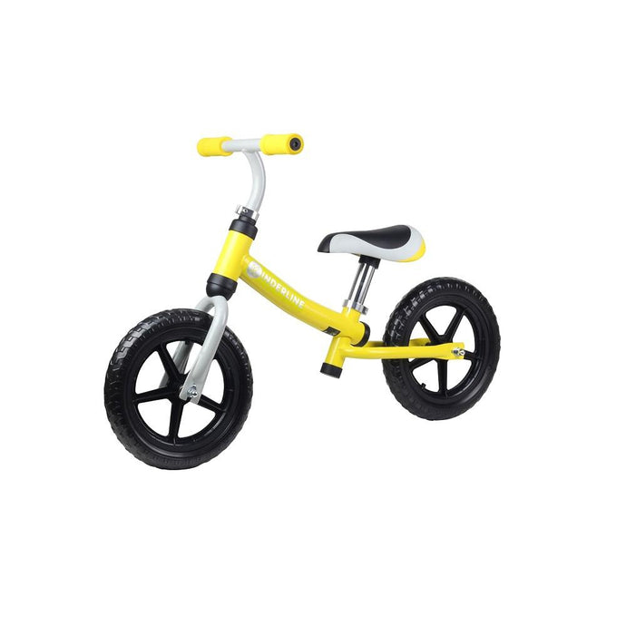 Kinder Line Ultra Light Weight Kids' Balance Bike - Yellow