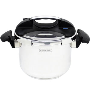 Royalty Line 6L Stainless Steel Pressure Cooker