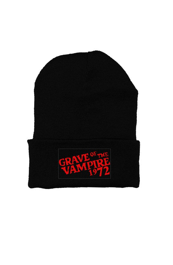 Grave of the Vampire 1972 Cuff Beanie