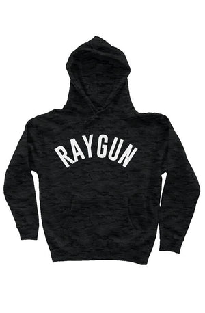 Open image in slideshow, RAYGUN Camo Pullover Hoody