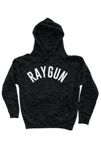 RAYGUN Camo Pullover Hoody