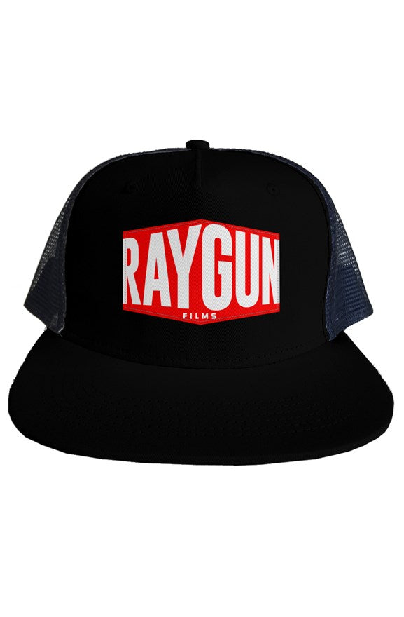 RayGun Films Custom Patch Trucker Hat