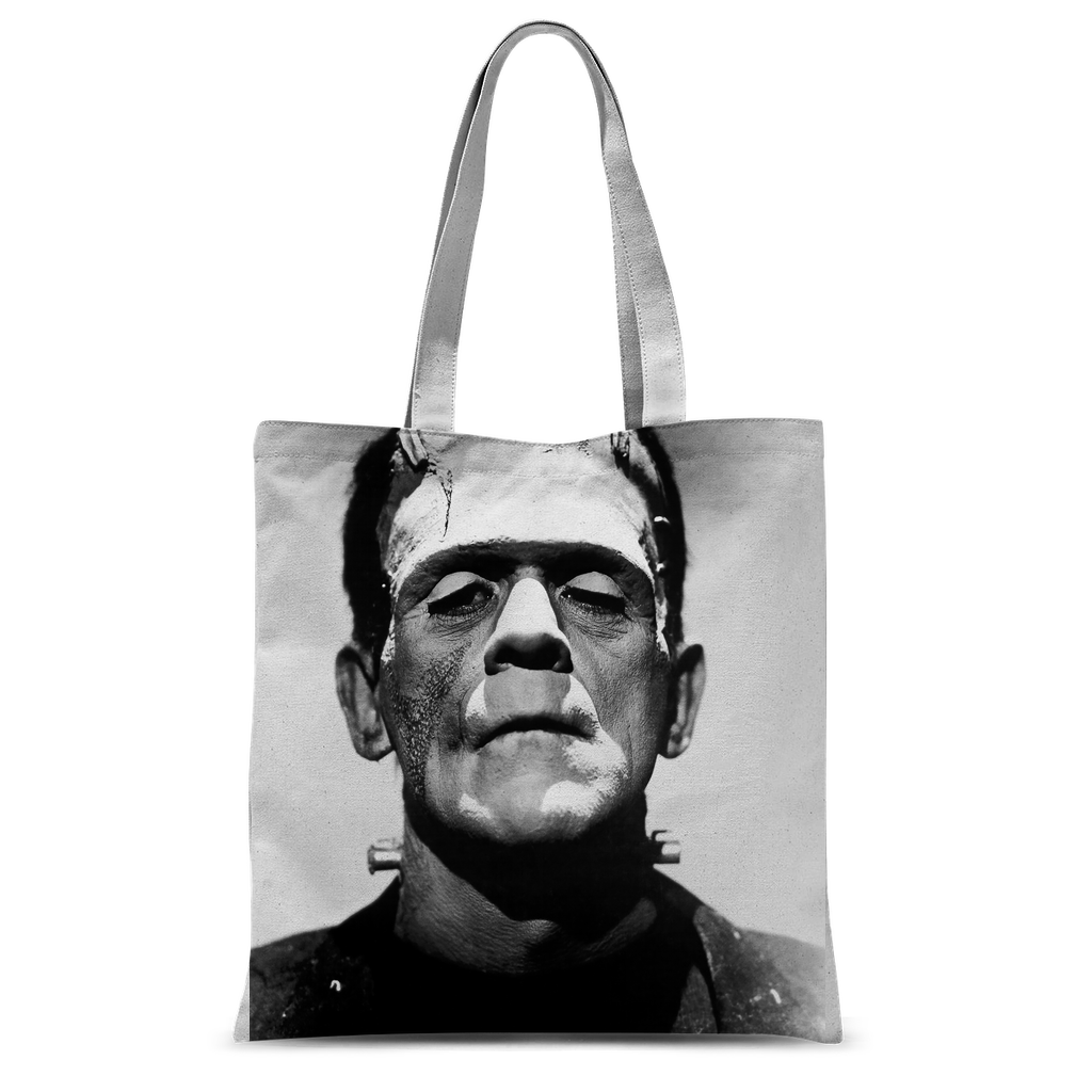 RAYGUN Frankie Collection Classic Sublimation Tote Bag