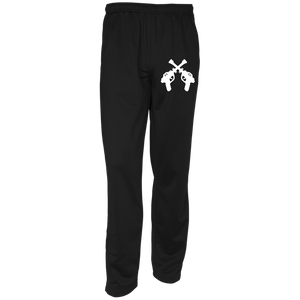 Open image in slideshow, RAYGUN Double Guns Solo Men's Warm-Up Track Pants
