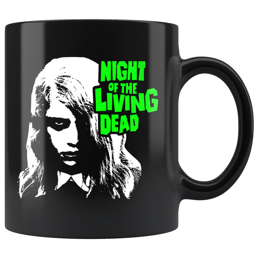 Night of the Living Dead Zombie Girl Mug