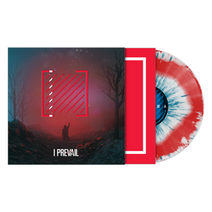 Trauma LP - White/Red/Blue