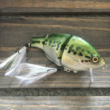 Zoe Kayleen Swimbait Floating
