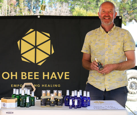 Earth Beat festival OH BEE HAVE empowering healing