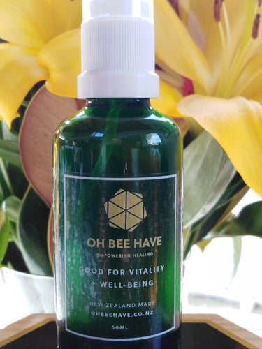 OH BEE HAVE - vitality + well-being