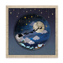Load image into Gallery viewer, Starry Christmas Eve - Art Print