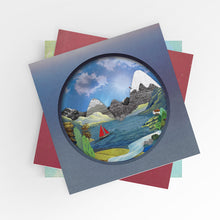 Load image into Gallery viewer, Greeting Card Multipack - The 'Diorama' Collection x12 designs