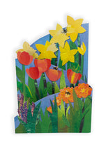 Load image into Gallery viewer, 'Spring Flowers' Luxury Greeting Card
