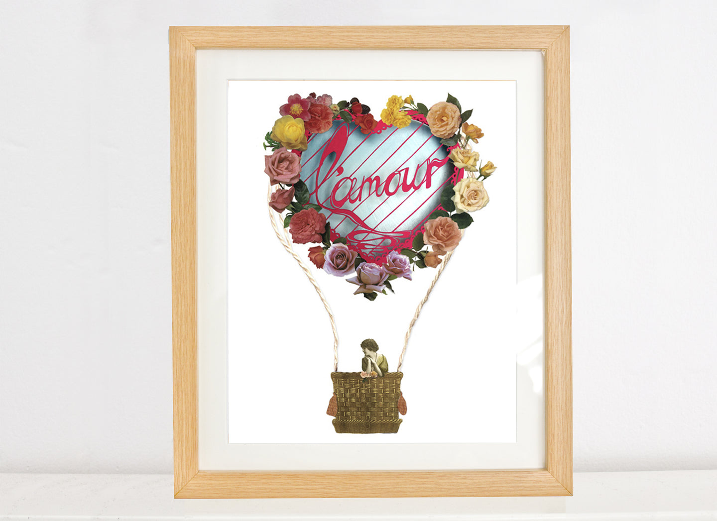 L'amour / LOVE - Limited Edition Print