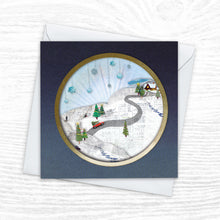 Load image into Gallery viewer, Christmas Card Multipack - x8 'Diorama' designs