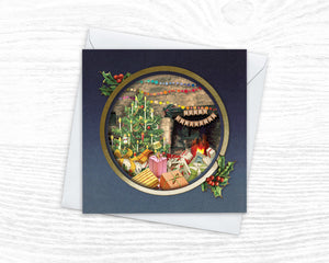 'The Big Day' - Luxury Christmas Card