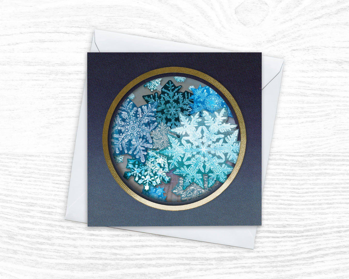 'First Frost' - Luxury Christmas Card