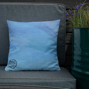 'Surfer's Paradise' Luxury Filled Cushion