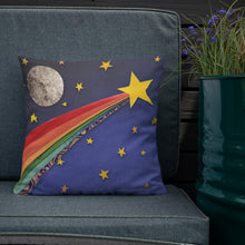 Load image into Gallery viewer, 'Lucky Star' Luxury Filled Cushion