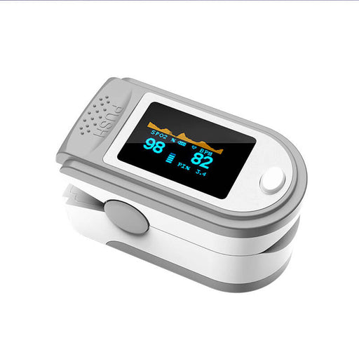 Finger Pulse Oximeter Saturation Blood Oxygen Monitor - Aolon