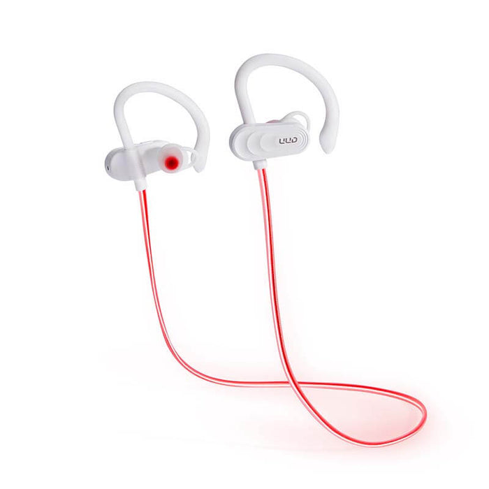 Laser Run Night Run Cool Light Bluetooth Headphone - Aolon