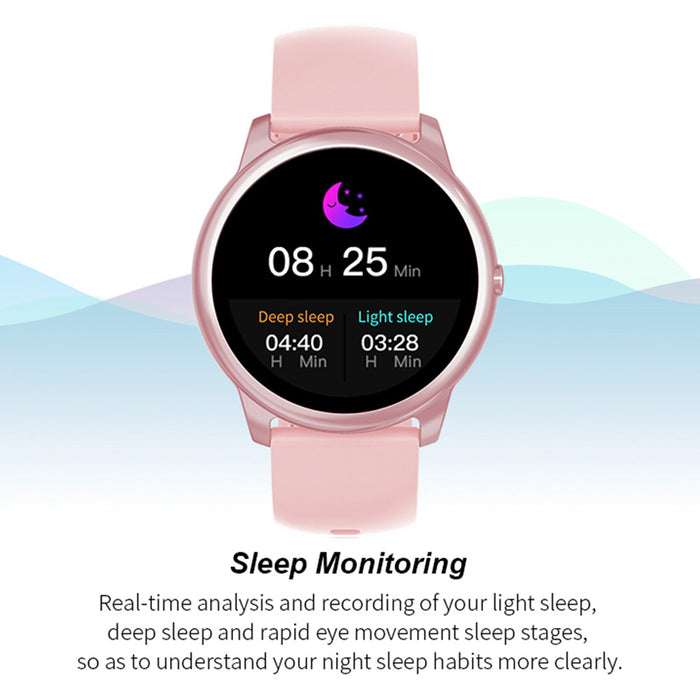 Bluetooth Call Waterproof ECG Blood Pressure Heart Rate Smart Watch - Aolon